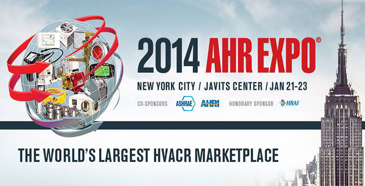 Visit Preferred Utilities at the 2014 AHR Expo!