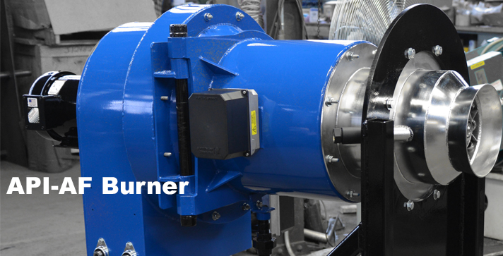 Preferred Showcases New API-AF Burner and more at 2014 AHR EXPO