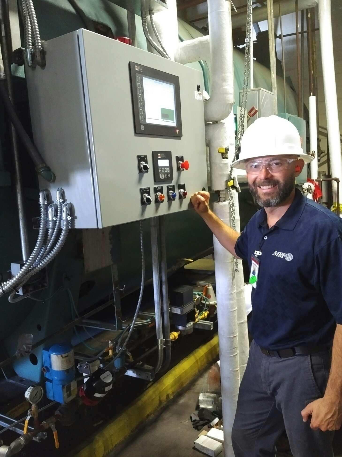 Preferred Utilities Performs Energy Retrofit on Pharmaceutical Boiler in Puerto Rico